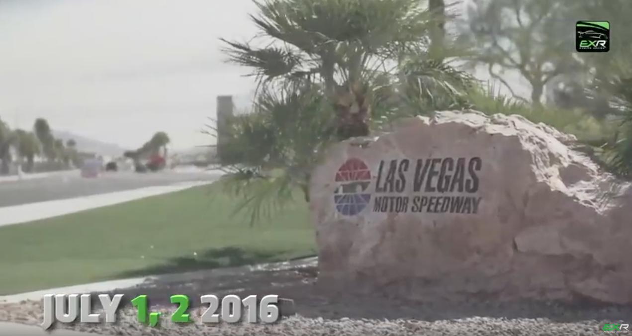 Las Vegas Race Highlights