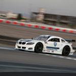 Bill Hynes racing in Las Vegas at Exotics Racing