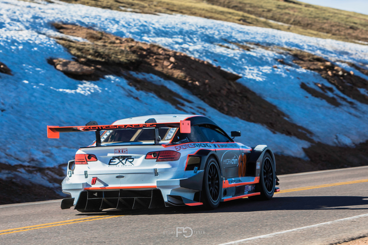Pikes Peak International Hill Climb June 2017